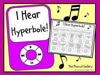 I Hear Hyperbole!