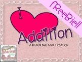 I Heart Addition Math Station