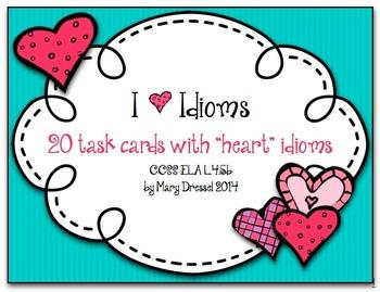 """I """"Heart"""" Idioms"""