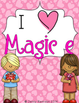I Heart Magic e! A Heart-Themed Magic e Workstation
