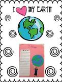 Earth Day Writing: I Heart My Earth