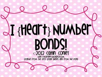 I Heart Number Bonds!