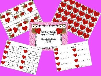 I Heart Numbers Valentine Unit