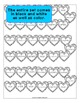 I Heart Parts of Speech - Valentine's Day Themed Parts of