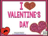I Heart Valentines Day! A Valentine's Day Math & Literacy
