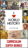 I Heart World History Fourteen-Unit Super-Bundle