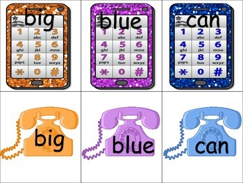I Just Called To Say I Know My Sight Words