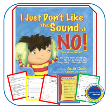 I Just Don't Like the Sound of No! - by Julia Cook