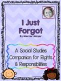 I Just Forgot: A Rights & Responsibilities Social Studies
