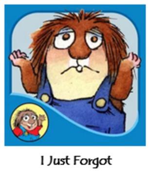 I Just Forgot - Little Critter