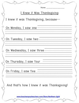 I KNEW it Was... Seasonal/Holiday Writing
