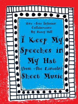 I Keep My Speeches In My Hat Sheet Music (from Abe Lincoln)