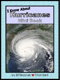 I Know About Hurricanes - mini book for early primary