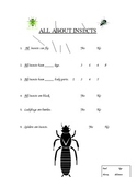I Know Alot About Insects!