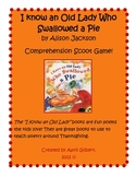 """""""I Know An Old Lady Who Swallowed a Pie"""" Scoot"""