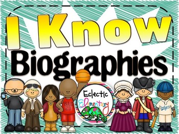 I Know Biographies