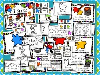 Color Mixing Fun! Let's Make a Book!