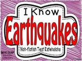 I Know Earthquakes