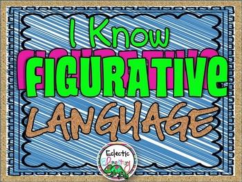 I Know Figurative Language Book