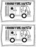 I Know Fire Safety Emergent Reader