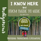 I Know Here and From There to Here Reading Response BUNDLE