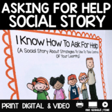 I Know How To Ask For Help (A Social Story)