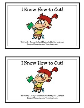 I Know How to Cut! Guided Reader (-ut family)