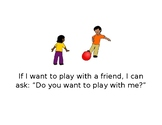 I Know How to Play at Recess