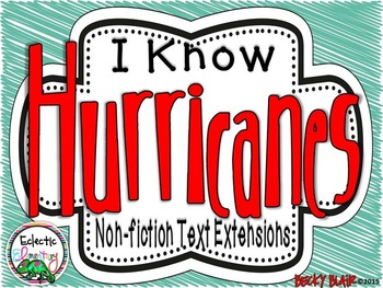 I Know Hurricanes