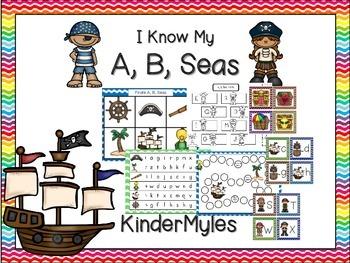 I Know My A, B, Seas