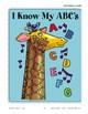 I Know My ABC's (Alphabetical Order)