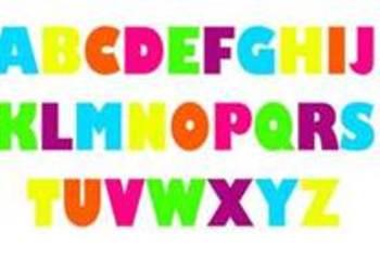 I Know My Alphabet