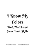 I Know My Colors 2