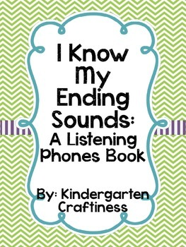 I Know My Ending Sounds: A Listening Phone Book