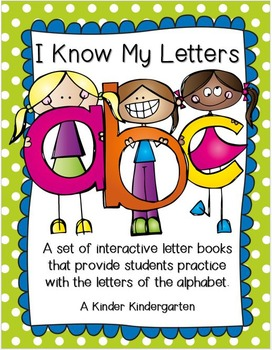 I Know My Letters