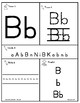 I Know My Letters Interactive Mats {Upper and Lowercase Alphabet}