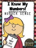 I Know My Numbers: 18 Number Sense Activites