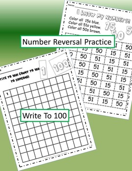 Number Recognition - I Know My Numbers