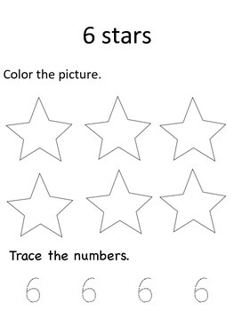 I Know My Numbers 6-10