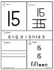 I Know My Numbers Interactive Mats {0-30}