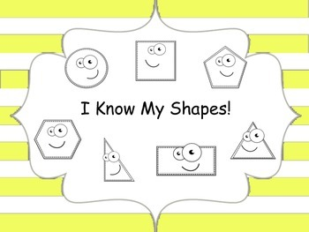 I Know My Shapes!