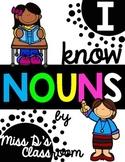 I Know Nouns: Clip it Edition!