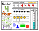 I Know Numbers 1-10:  Number Sense and Skills for Numbers 1 - 10