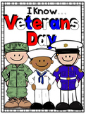 I Know Veterans Day