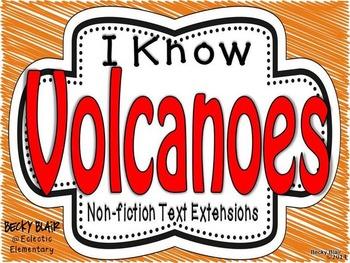 I Know Volcanoes