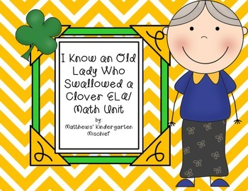 I Know an Old Lady Who Swallowed A Clover