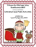 I Know an Old Lady Who Swallowed a Bell Literacy and Math Activities