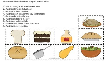 I Know an Old Lady Who Swallowed a Pie: Book Companion activity pack