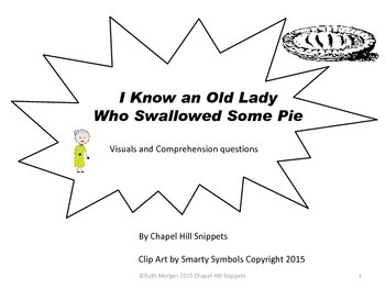 I Know an Old Lady who Swallowed Some Pie---Visuals and Co
