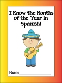 I Know the Months of the Year in Spanish!
